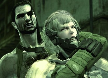 Metal Gear Solid 4 - First 10 Minutes of the Game