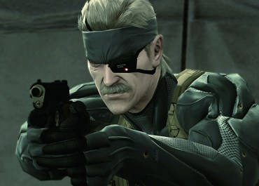 Metal Gear Solid 4 bundle for Europe