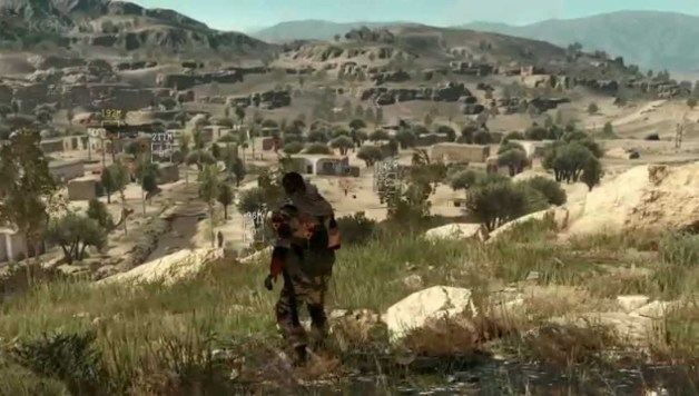 Metal Gear Solid 5 - E3 30 Minute Gameplay Demo