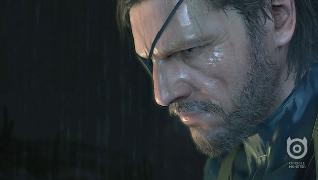 Metal Gear Solid 5 retains top spot in UK Video Games Chart