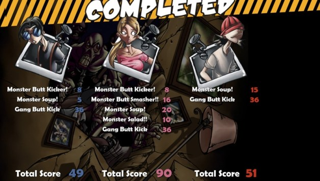 Monster Madness Preview