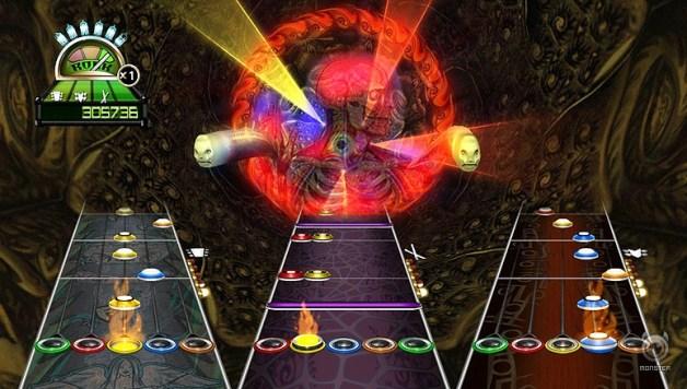 More songs and Hayley Williams in Guitar Hero:WT