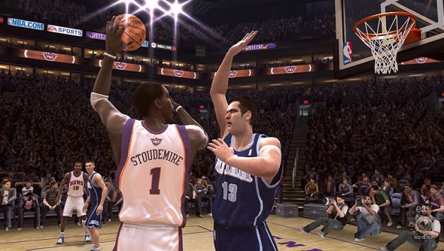 NBA Live 08 Review