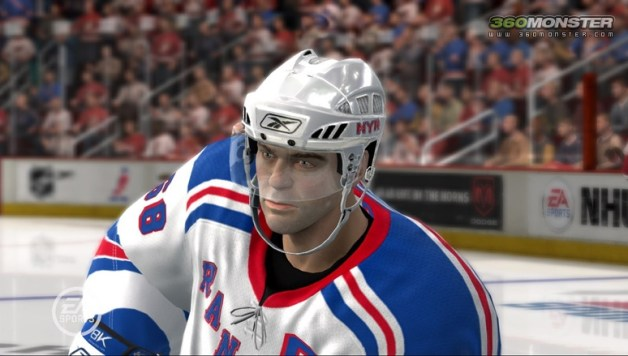 NHL 07 Demo on XBLM