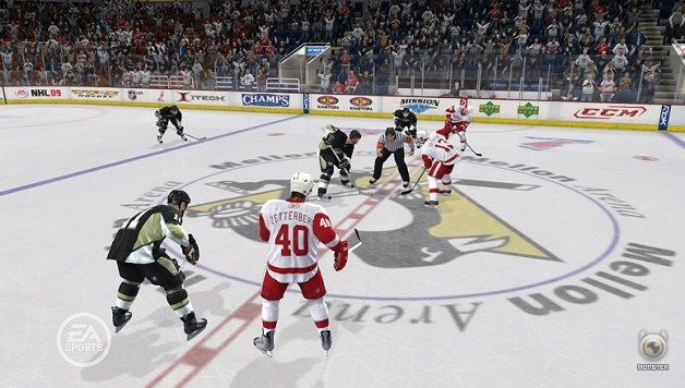 NHL 09 (360) Review
