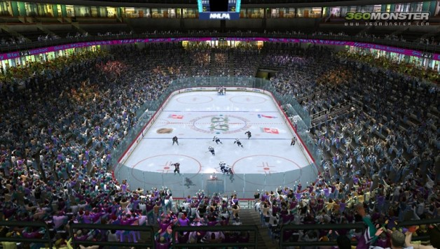 NHL 2K6 Picture Pack on XLM