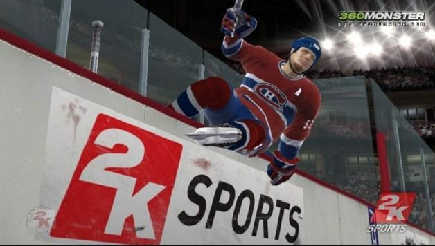 NHL 2K7 Demo on XBLM
