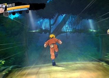 Naruto: Rise of a Ninja Preview