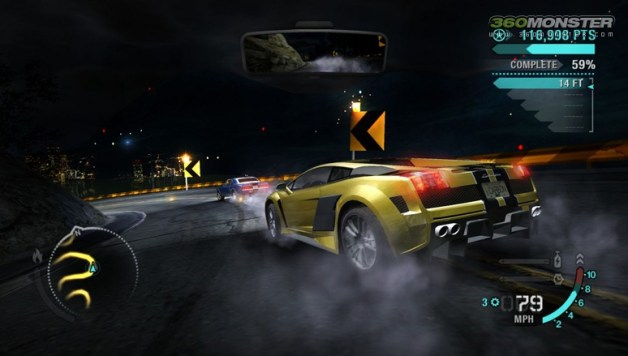 Need for Speed: Carbon Details and Media