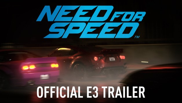 Need for Speed - In-game trailer