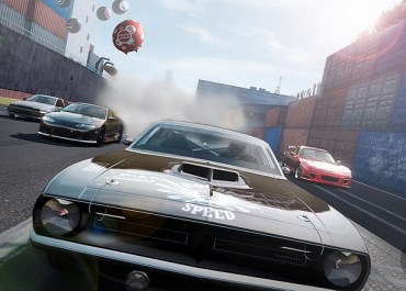 Need for Speed ProStreet Community Race Day 1 Details