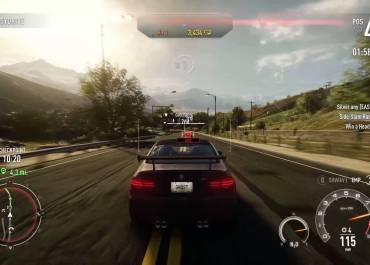 Need for Speed Rivals - PS4 Gameplay