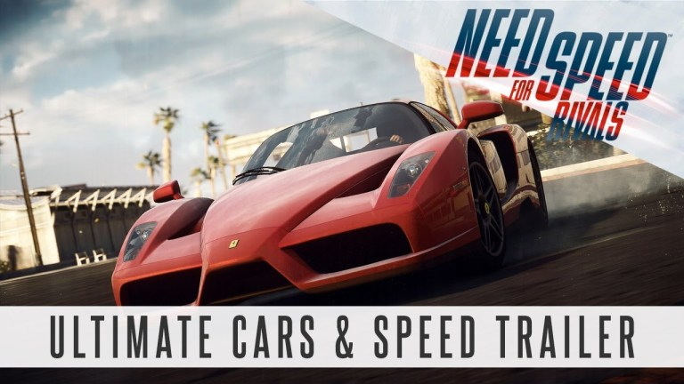 Need for Speed Rivals - Ultimate Cars