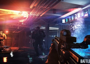 New Battlefield 4 Screens