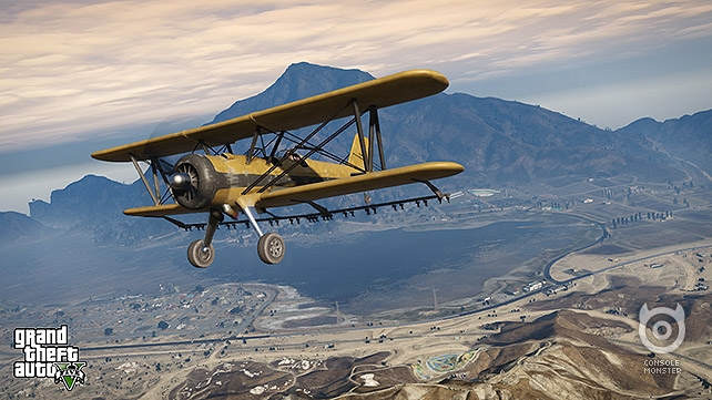 New GTA Online Flight School jobs now available to play