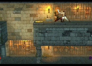 New Prince of Persia trailer released