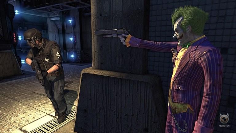 New Story DLC For Arkham Asylum
