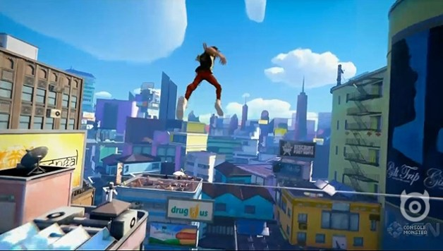 New challenges and achievements added to Sunset Overdrive