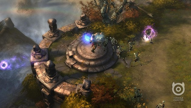 Next-gen Diablo III receive major patch