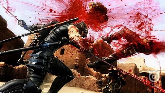 Ninja Gaiden 3: Razor's Edge Review