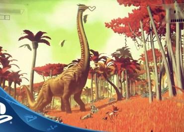 No Man's Sky - E3 2014 Gameplay Trailer