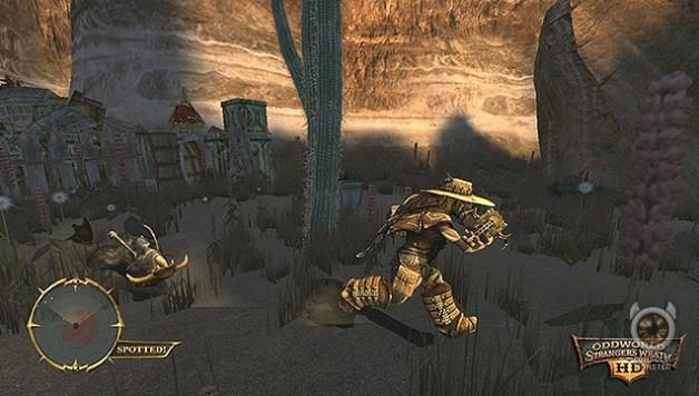 Oddworld Stranger's Wrath HD Review