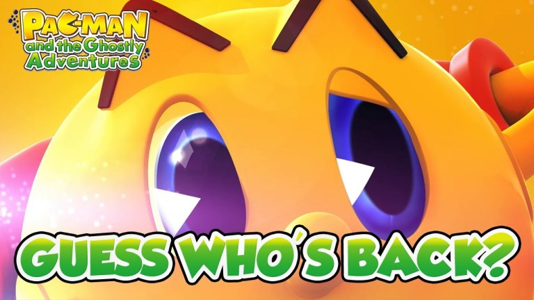 PAC-MAN and the Ghostly Adventures - Launch Trailer