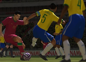 PES 2008 Viral Site launches