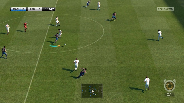 PES 2011 - Master League Online in depth