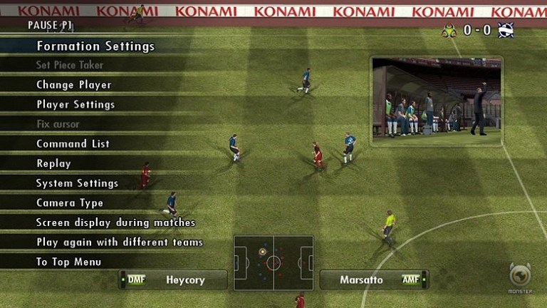 PES2008 Intro movie hits the net