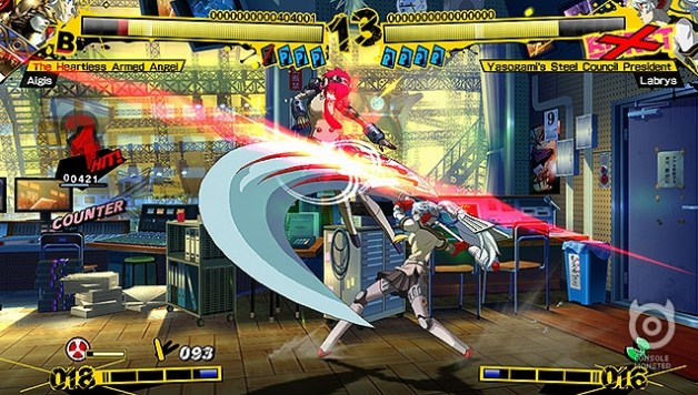 Persona 4 Arena Review