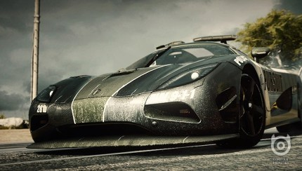 Personalisation Returns in Need for Speed Rivals