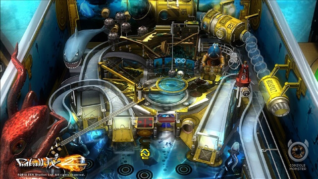 Pinball FX 2 Review