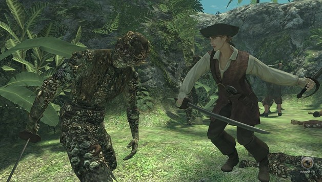 Pirates of the Caribbean Screenshots