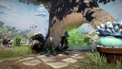 Plants vs. Zombies Garden Warfare - E3 Trailer