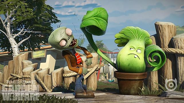 Plants vs. Zombies Garden Warfare Screenshots