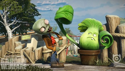 Plants vs. Zombies Garden Warfare Screenshots