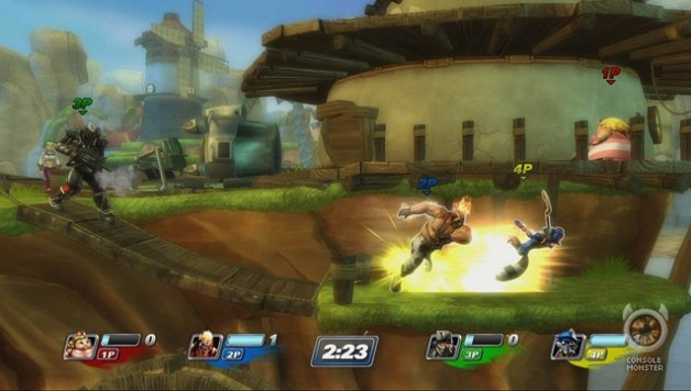PlayStation All-Stars Battle Royale Preview