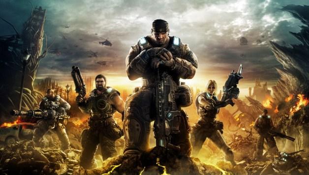 Pre E3 Gears of War Info