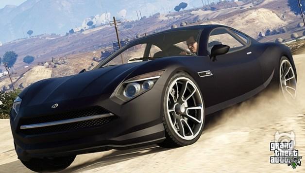 Pre-order GTA V on PS4 digitally