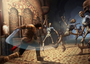 Prince of Persia: The Forgotten Sands - Acrobatic Featurette
