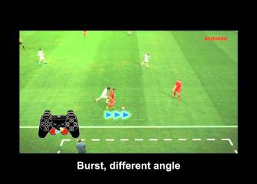 Pro Evolution Soccer 2014 - Ball Control