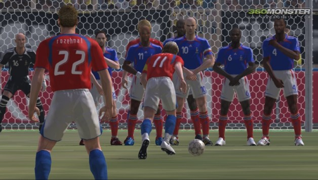 Pro Evolution Soccer 6 slips out early