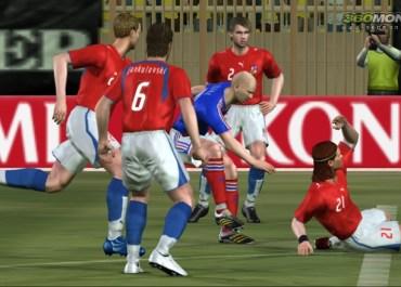Pro Evolution Soccer to make its debut at E3