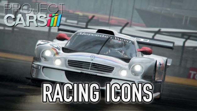 Project CARS - Racing Icons Car Pack - Out Now