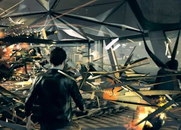Quantum Break - When Time Stutters and Freezes