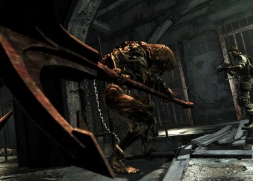RE5 Director's Cut titled 'Alternative Edition'