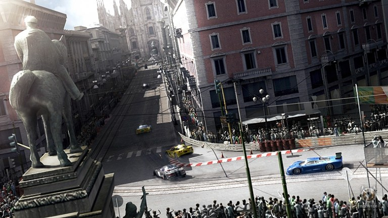Race Driver: GRID Announced