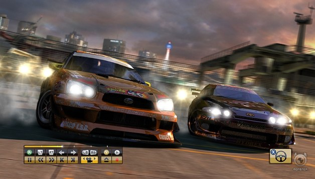 Race Driver: GRID DLC Pack Details and Competition