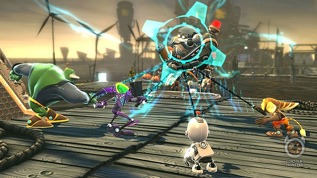 Ratchet & Clank: All 4 One - Gamescom Trailer